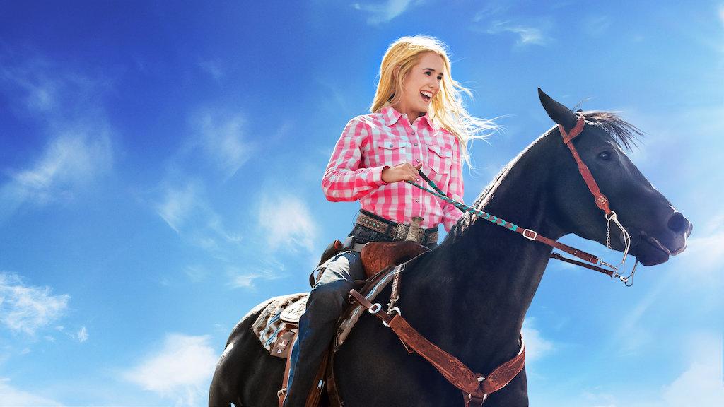 walk ride rodeo trailer