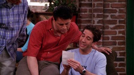 Når gjør Ross og Rachel første Start Dating