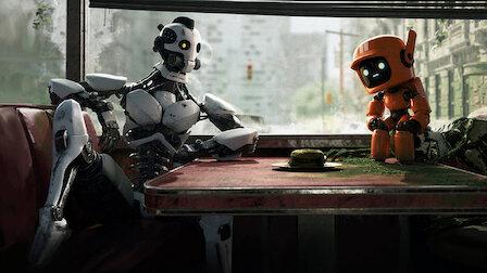 Netflix robot movie