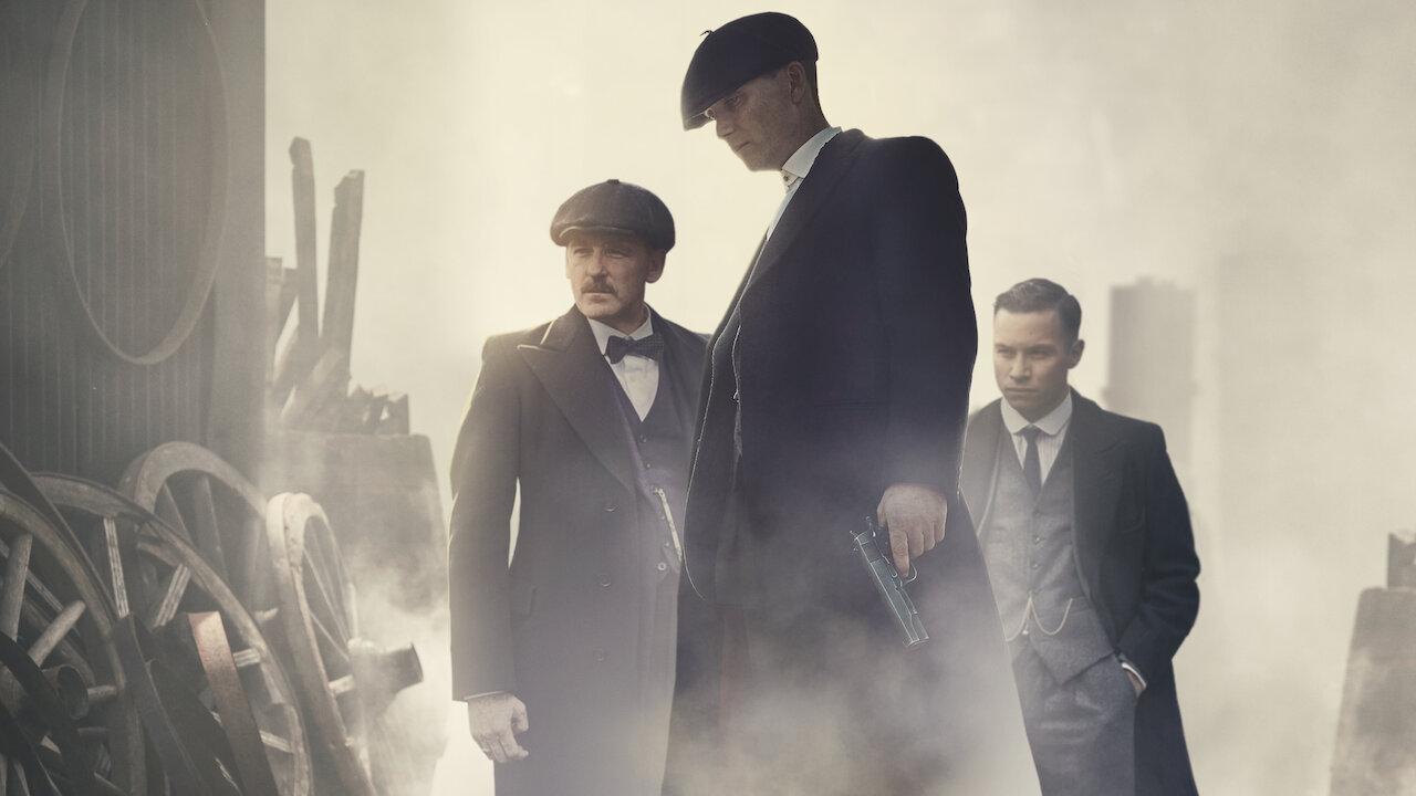 Peaky Blinders موقع Netflix الرسمي
